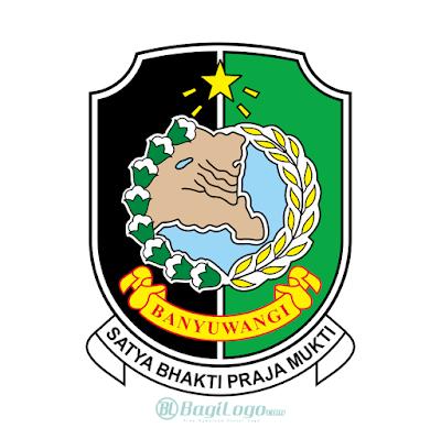 Kabupaten Banyuwangi Logo Vector