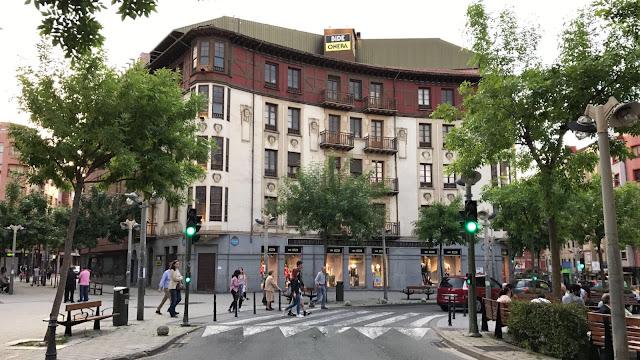 Edificio histórico de Bide Onera