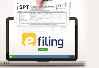 Cara Menggunakan E-filing Pajak