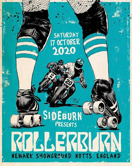 Rollerburn by 99 Seconds Studio