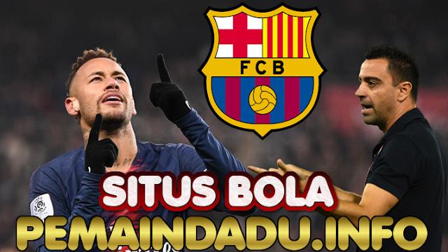 Xavi Hernandez Support Rencana Barcelona Pulangkan Neymar