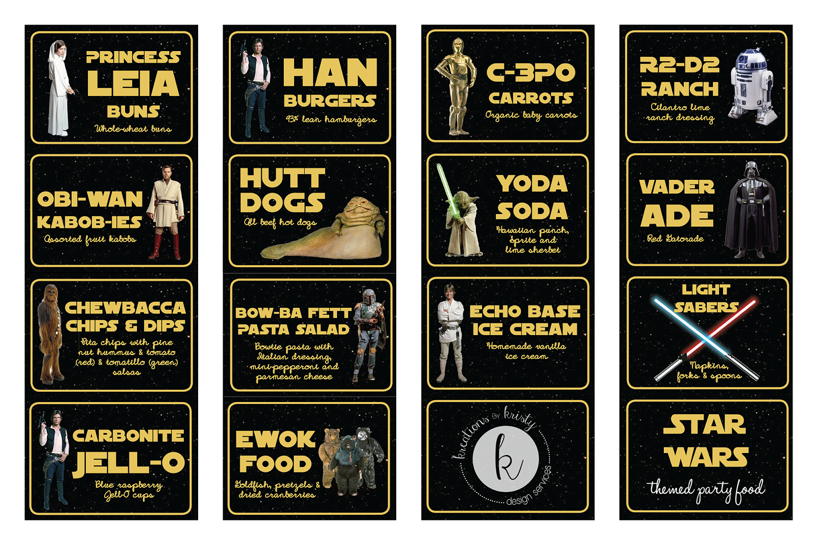 Free Printables Printables And Star Wars
