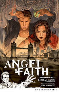 Review - Angel & Faith Volume 1: Live Through This