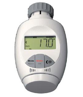 Valvole termostatiche per i termosifoni per il risparmio for Temperatura acqua termosifoni