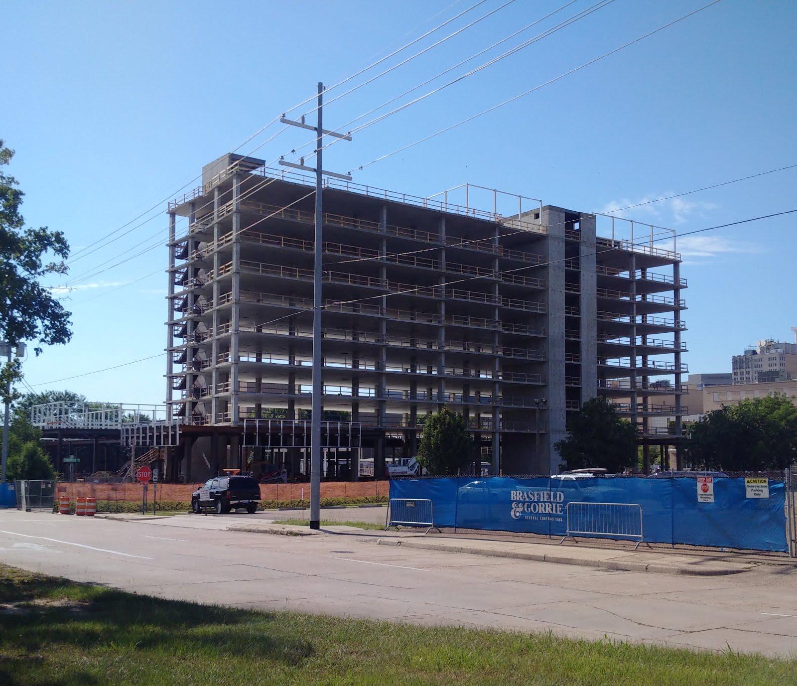 Jackson Jambalaya: JRA comes through for Westin Hotel project
