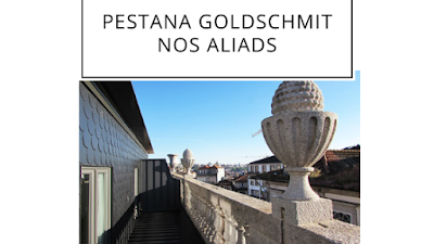 terraço de hotel no Porto