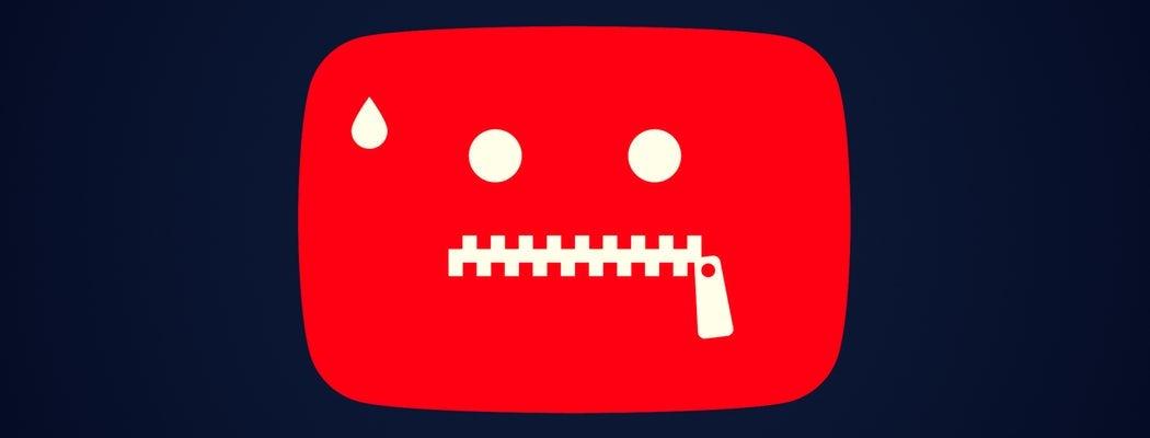 Ditadores digitais:  YouTube censura todos os vídeos de conferência acadêmica sobre os perigos da censura