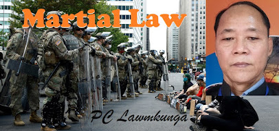 Martial Law by PC Lawmkunga Retired IAS - FACT CHECK