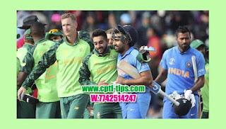 Who will win Today South Africa Tour of India Crikcet Prediction Match Africa vs Ind