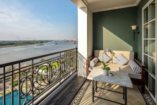 Khách sạn ven sông - Mô hình đầu tư dự án Aqua Melody
