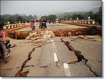 ctnhoney: Berita Terkini! Gempa Bumi Berukuran 8.9 SR