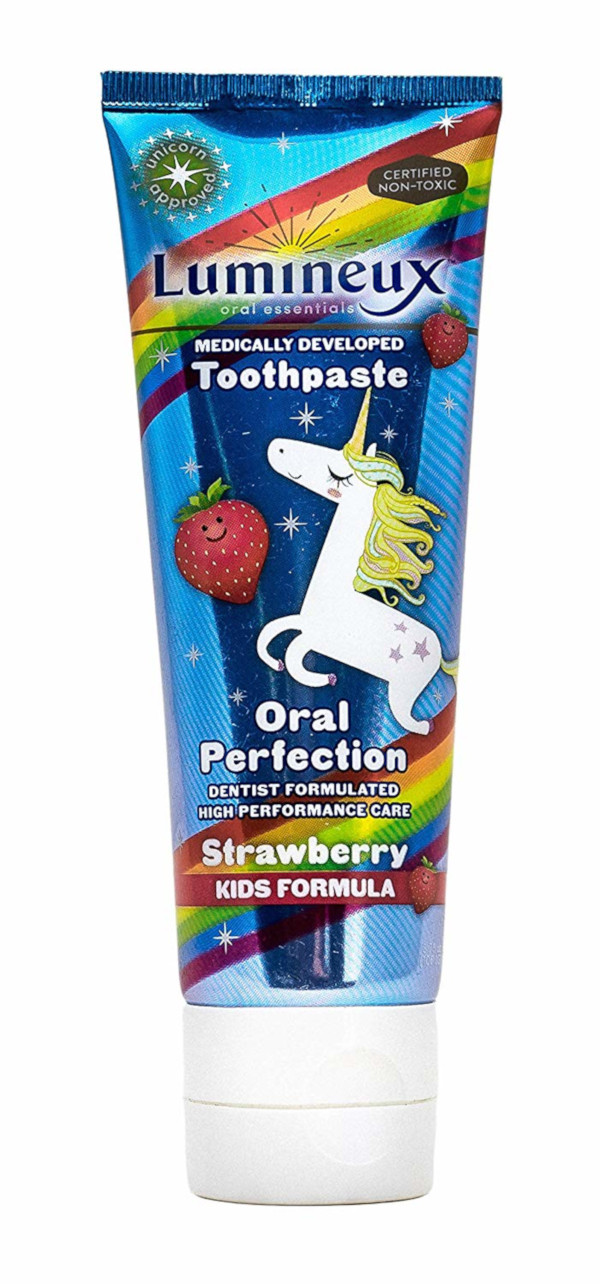 Oral Essentials Strawberry Kids Toothpaste