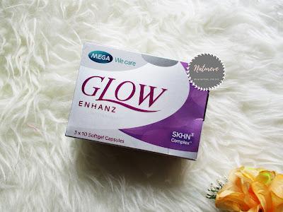 Glow Enhanz Suplemen Kulit