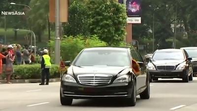 Woww, Kim Jong Un Rela Rogoh Rp 13 Miliaran Sulap Mobilnya Demi Keamanan