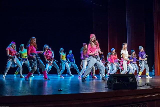танцевальный коллектив силуэт мгу