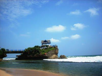 Pantai Kukup Jogja Dimana? ini Rute Map Jalan Menuju Lokasi + Harga Tiket Masuk-nya