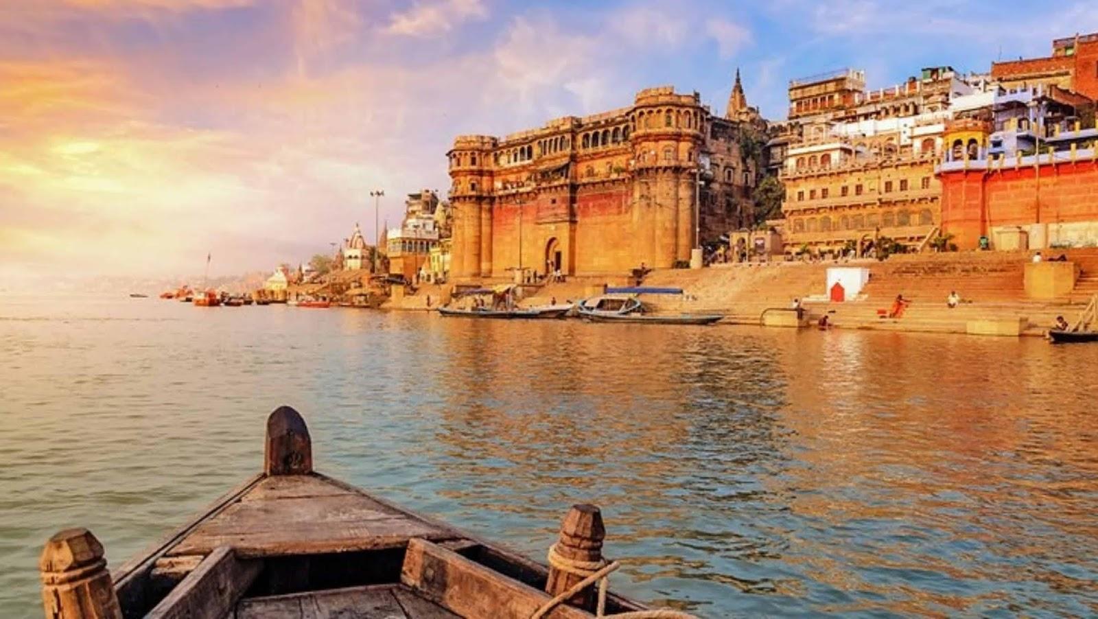 Ganges River kashi vishvanath
