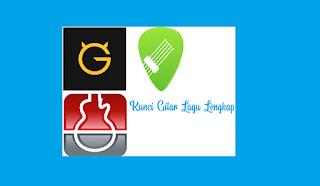4 Aplikasi Kunci Gitar dan Lirik Lengkap untuk Android