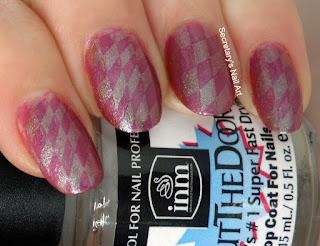 Chessboard Nail Art