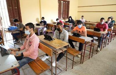 الموعد النهائي لتسليم استمارات الثانوية العامة إلى لجان النظام والمراقبة