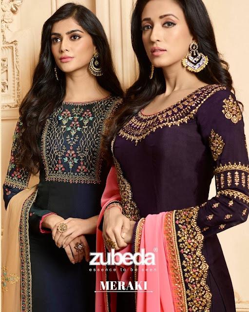 Roshni Zubeda Meraki Bridal wedding Salwar Kameez