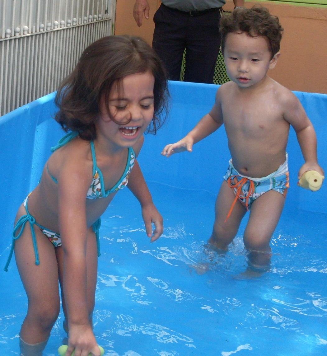 Papa mike kids dia da piscina for Gadget da piscina