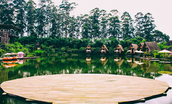 WisataBandung.Biz - Dusun Bambu lembang