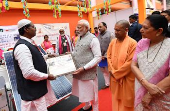 PM Narendra Modi participates in 'Kashi Ek Roop Anek' event at Varanasi