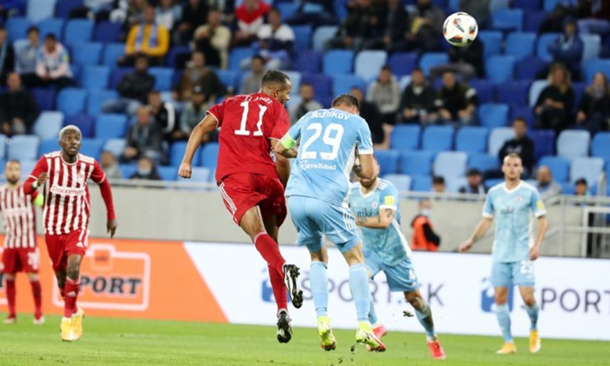 Τέτοια γκολ έχουν λείψει πολύ φέτος από τον Ολυμπιακό…