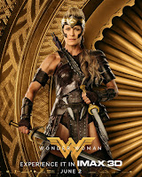 Wonder Woman (2017) Poster Robin Wright