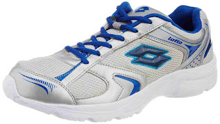 Lotto Men's Trojan Mesh Running Shoes