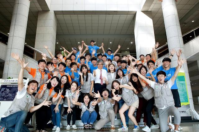 Tiếng Việt được bộ giáo dục Hàn Quốc đưa vào môn thi đại học