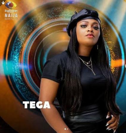 Big Brother Naija Shine Ya Eye housemate Tega #Momusicdate