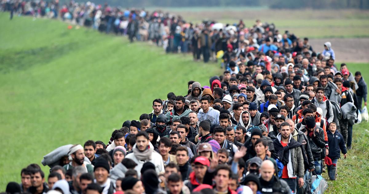 """Migrations de masse : L'Europe """"mal préparée"""" à un nouvel afflux de migrants"""