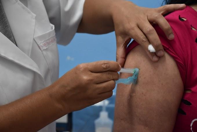 Covid-19 | Segunda dose da vacina começa a ser aplicada em Cachoeirinha