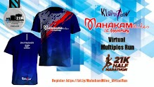 Mahakam Miles Virtual Run • 2020