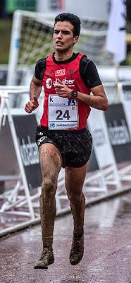 Amín Houkmi Atletismo Aranjuez