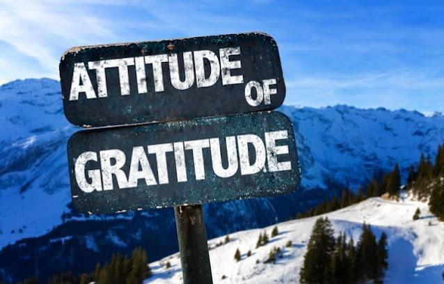 attitude of gratitude wealth health get grateful