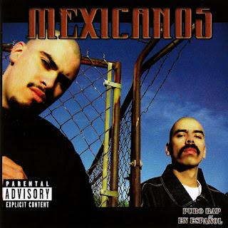 Mexicanos - Mexicanos (Puro Rap En Español) (2006)