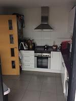 piso en venta almazora calle boqueras cocina