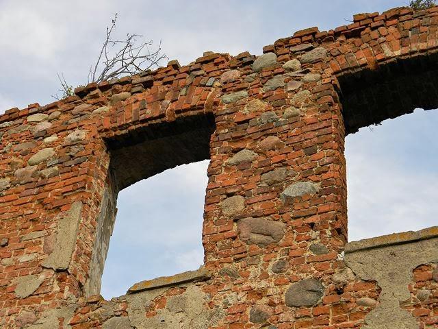 historia, ruiny, Grębocice