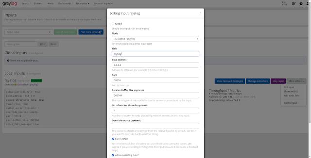 Giới thiệu sơ về sự kết hợp và cách đẩy log từ Snort 3.x sang Graylog 4.x