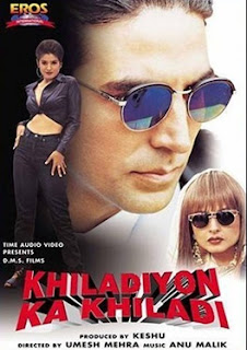 Khiladiyon Ka Khiladi (1996) Full Hindi Movie Watch Online