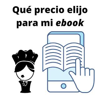 Qué precio elijo para mi ebook
