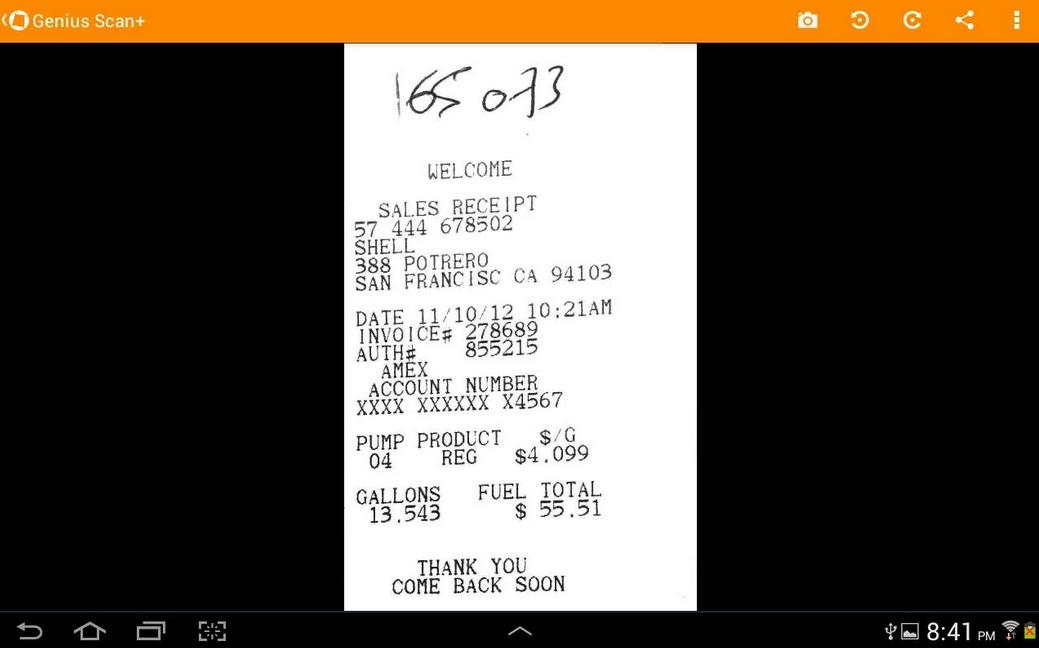Genius Scan+ - PDF Scanner v1.4.4 Apk