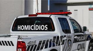 Polícia prende suspeito de matar casal por vingança em Pitimbu, na PB