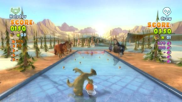 Ice Age 4 Continental Drift Arctic Games PC Full Version Screenshot 1