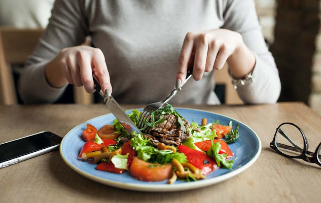 Daftar Pola Makan Sehat Untuk Pekerja Kantoran