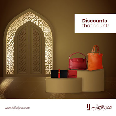 Our Ramadan campaign is back with 10% off on all Jafferjees products.