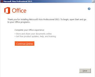 Cara Instal Microsoft Visio 2013 32 Bit dan 64 Bit